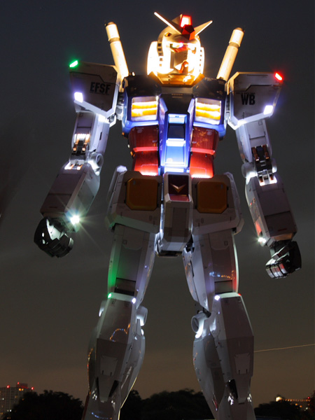 gundam-night